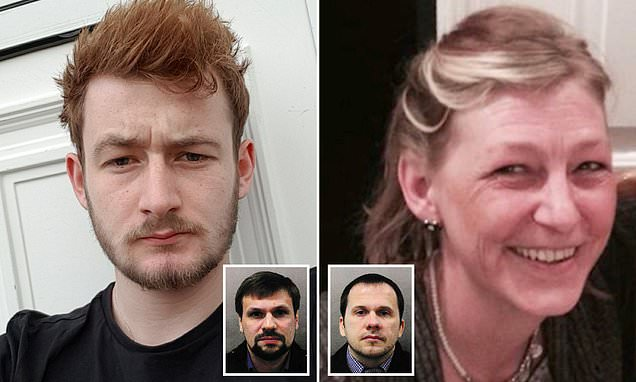 Son of novichok victim begs Putin to give up men suspected of killing