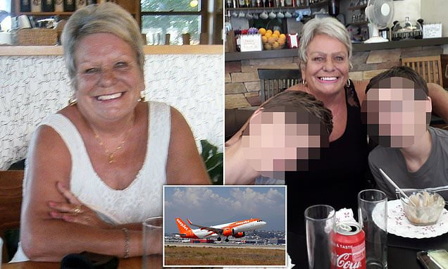 PICTURED: Brit, 63, who died on EasyJet flight from Gatwick to Malaga