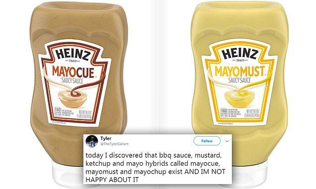 Heinz unveils new mayo mashups Mayocue and Mayomust