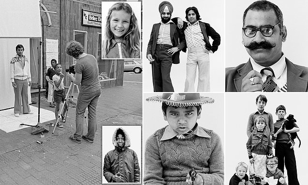 Birmingham people ahead of their time by taking OWN portrait
