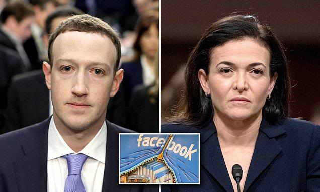 Facebook's data-sharing deals reportedly under criminal probe