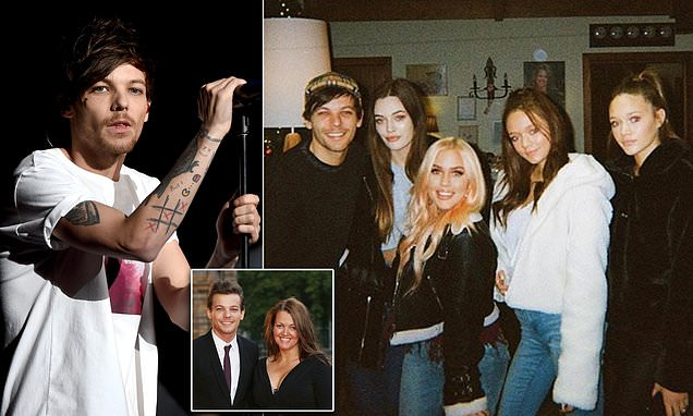 Louis is hit by tragedy for second time
