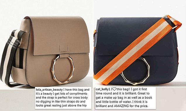 Fans can't wait to get hands on sell out M&S cross body bag
