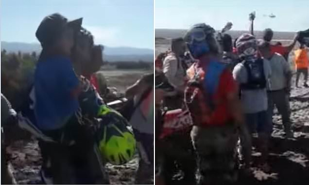 Five-year-old boy is found alive after 24 hours alone in Argentina