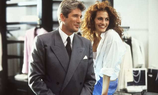 Julia Roberts hung out with prostitutes to prepare for Pretty Woman