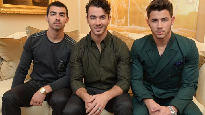 """The Jonas Brothers' New Song """"Sucker"""" Is All About The Women In Their Lives"""