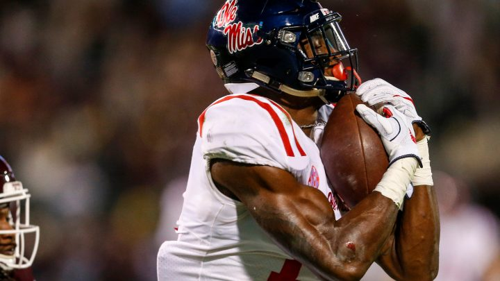 'He looked like Jim Brown': D.K. Metcalf's physique turns heads