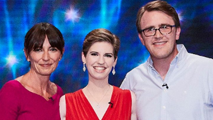 Cancer survivor meets her bone marrow donor in heartwarming TV reunion