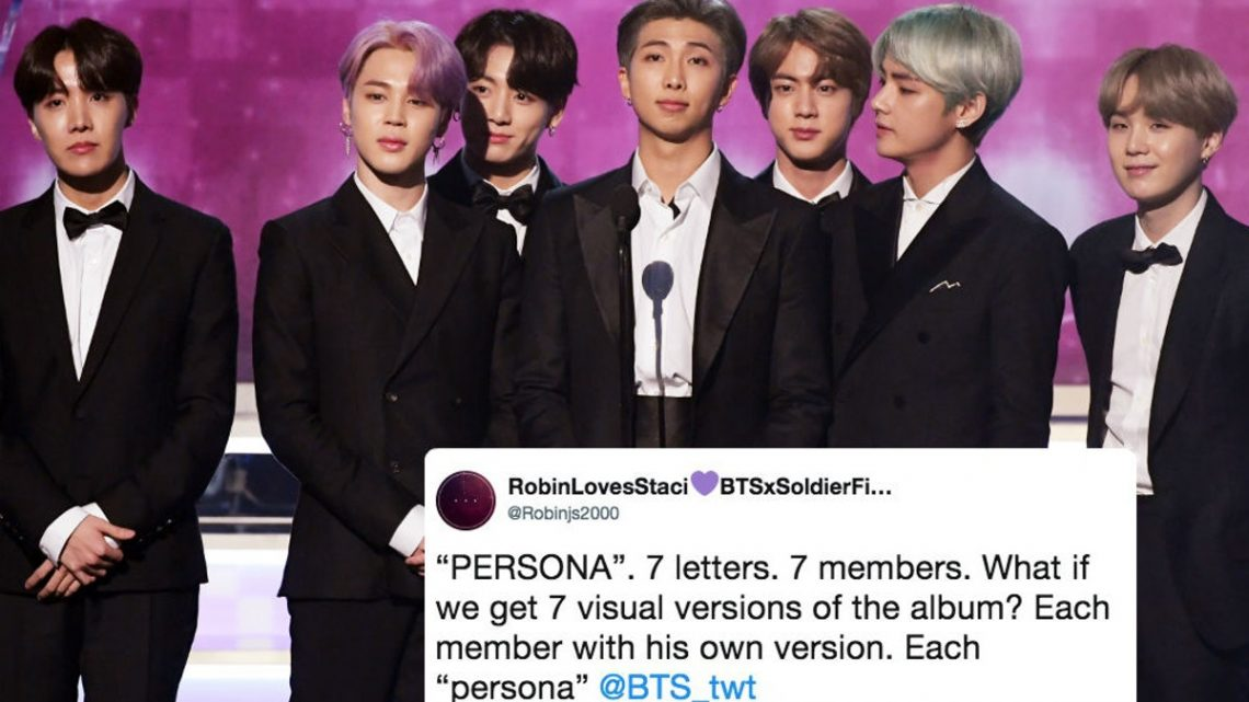these bts map of the soul persona fan theories will make you