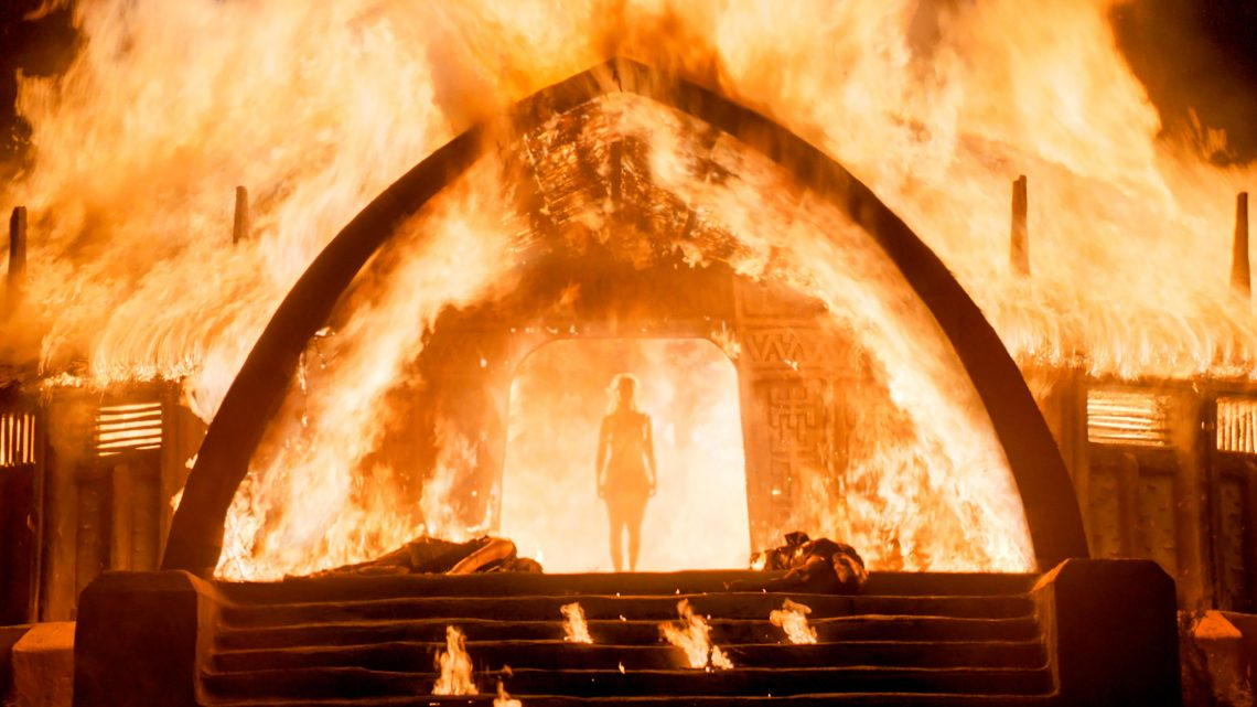 Game of Thrones showrunners contemplate the end