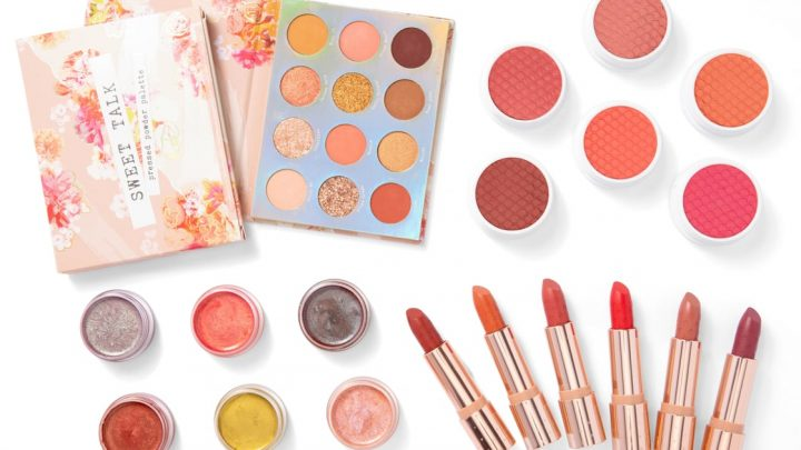 ColourPop's Spring Collection Is Here and It's Heating Things Up