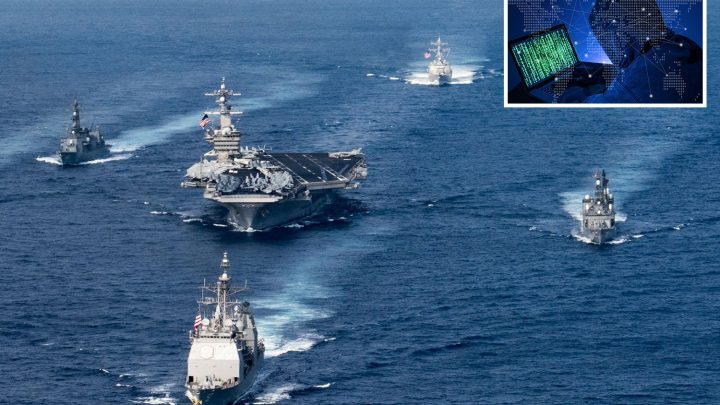 Chinese hackers target US universities to steal top secret naval technology in massive cyberattack