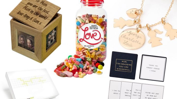Mother's Day 2019 gift ideas – the best personalised presents to show your mum how much you love her