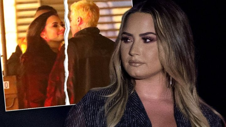 Demi Lovato Checked Back Into Rehab, Split With Bad News Boyfriend Henri Levy