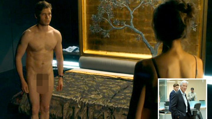 BBC2 viewers horrified by graphic full frontal sex scene in Richard Gere's new drama MotherFatherSon