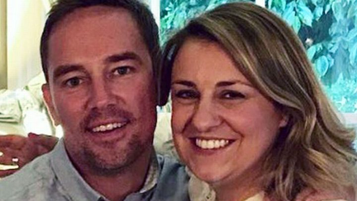 Simon Thomas bravely admits he considered suicide after wife Gemma's death
