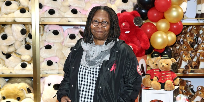Whoopi Goldberg Returns to *The View* After Near-Death Illness