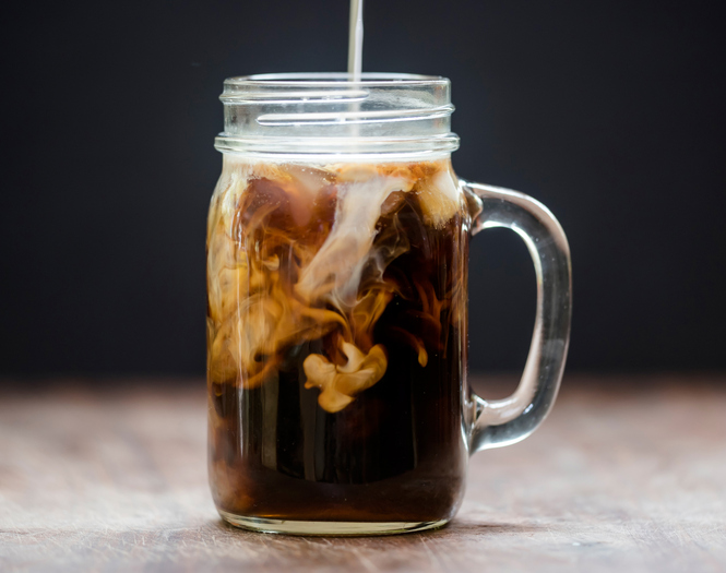 This 'Pioneer Woman' Iced Coffee Recipe Will Blow Your Mind