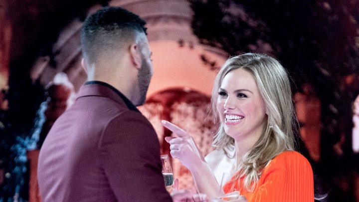 Will You Accept This Rose? New Bachelorette Hannah B. Meets First 5 Men