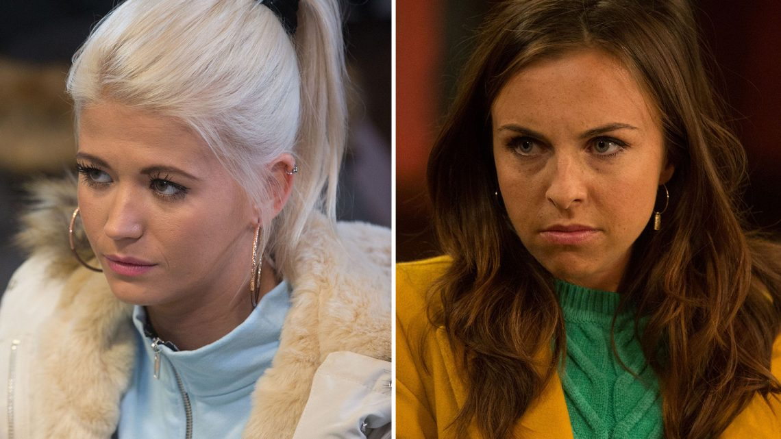 Eastenders Lola Pearce set for huge clash with Ruby Allen when she returns to the Square, reveals Danielle Harold