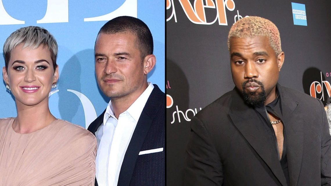Katy Perry, Orlando Bloom, More Attend Kanye West's Sunday Service: Pics