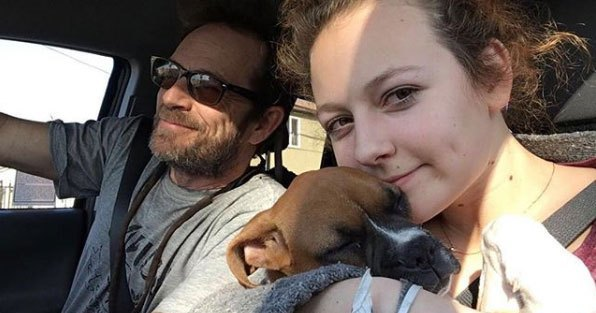 Luke Perry's Daughter Sophie Says She Is Missing 'Him a Little Extra Today'