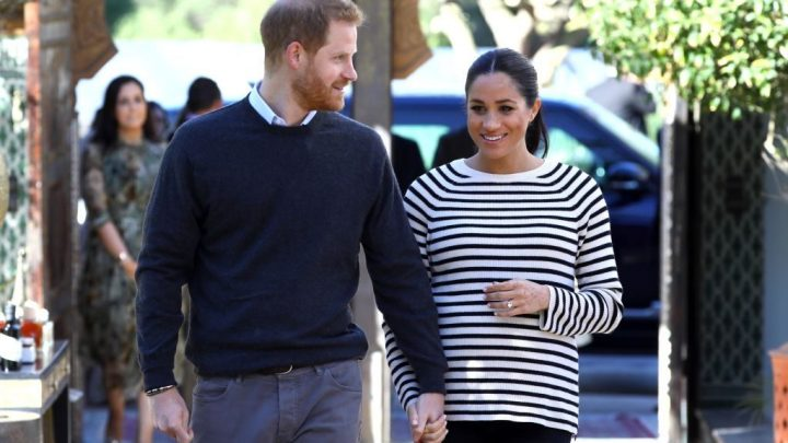 Here's How to Write Meghan Markle and Prince Harry a Card to Congratulate Them on Baby Sussex
