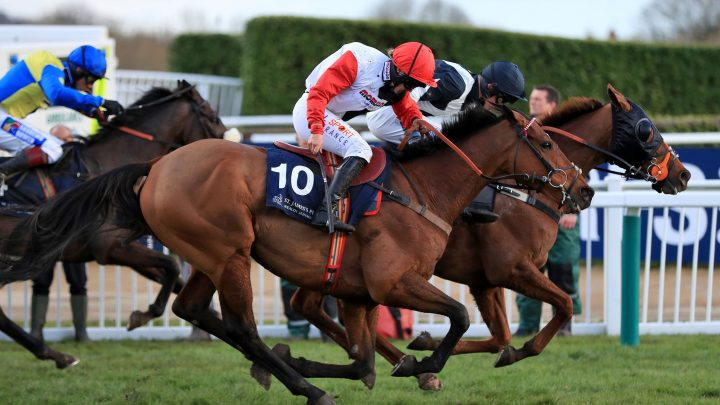 Cheltenham Festival tips: Foxhunters Chase trends – we help you find the winner of the race live on ITV at 4.10pm today