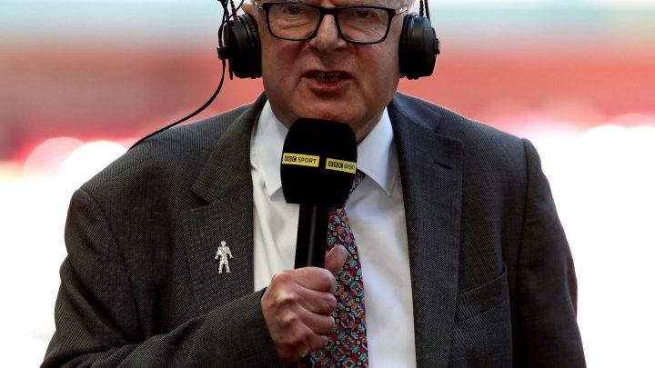 Legendary commentator John Motson to appear on stage in London in LIVE talkSPORT show