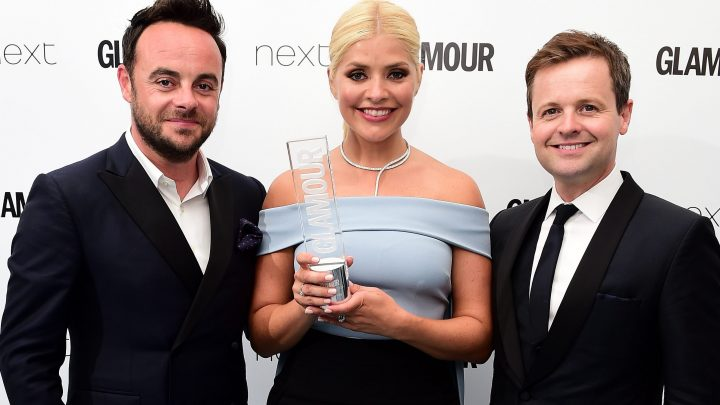 Holly Willoughby beats Ant and Dec to TV Personality of the Year as the Geordie duo continue losing streak at TRIC Awards