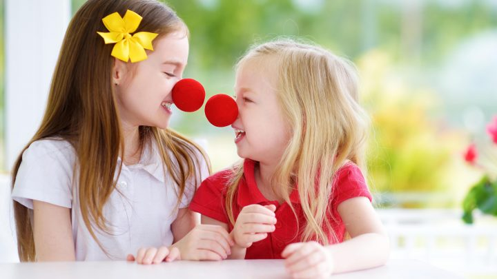 Red Nose Day games and activities for children