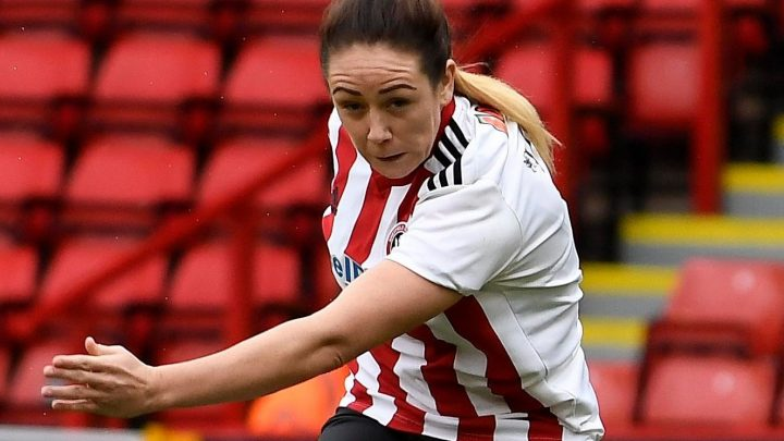 Sheff United women's star Jones suspended for five-games for racially abusing rival Spurs player