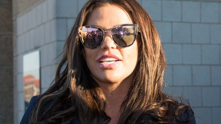 Troubled Katie Price is £2.1m in debt and could be forced to sell mucky mansion to pay it off
