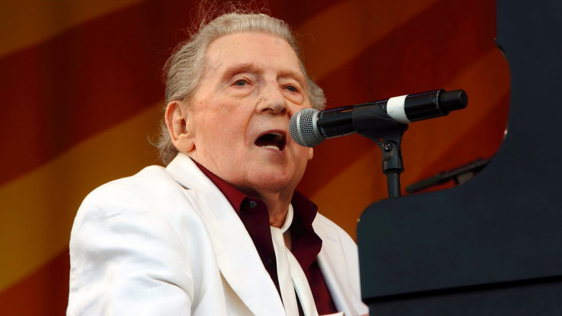 US singer Jerry Lee Lewis suffers stroke as 'family ask for fans' prayers'