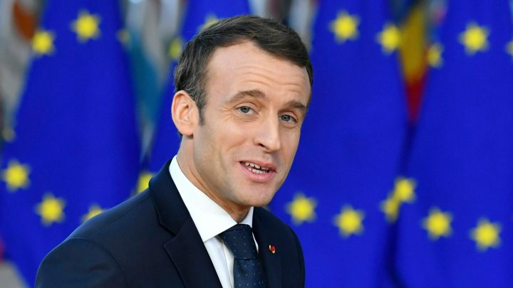 President Macron has neatly summarised the reasons Britain is right to leave the EU