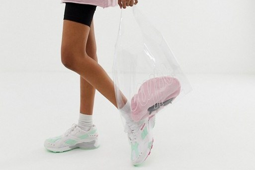 ASOS has lost the plot and is selling a see-through plastic bag for £15 they reckon will 'upgrade your outfit'