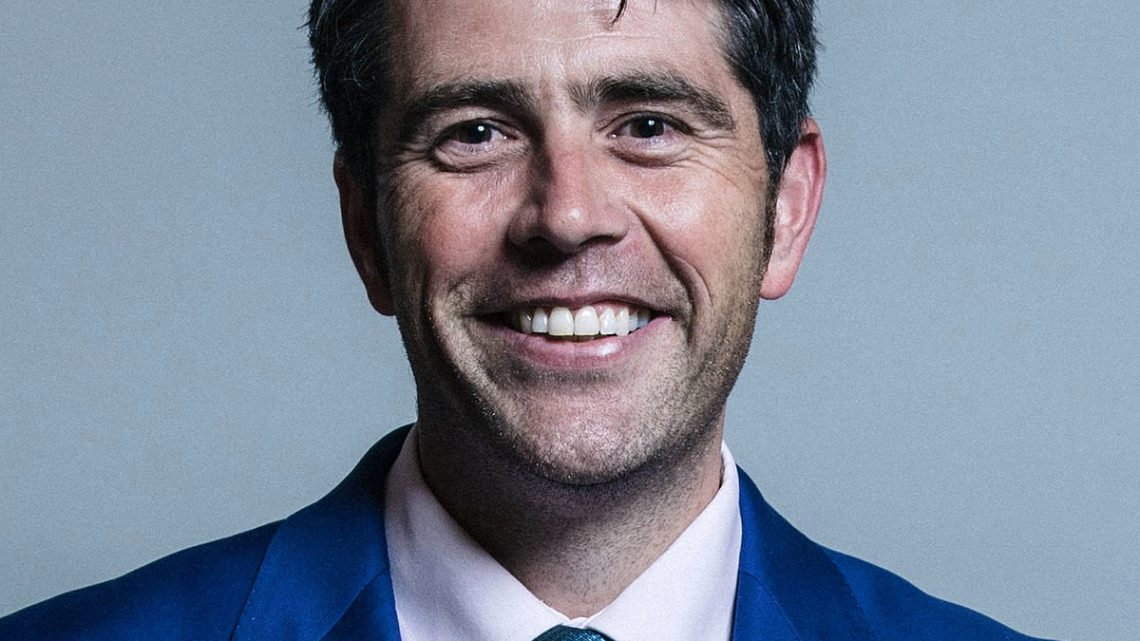 Tory MP mocked on Twitter for calling on knives to be fitted with GPS trackers