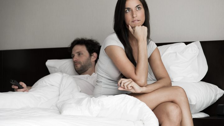 I want to start a family but my boyfriend has lost interest in having sex and blames it on work