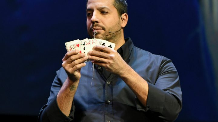 David Blaine UK tour – dates, tickets, venues and prices