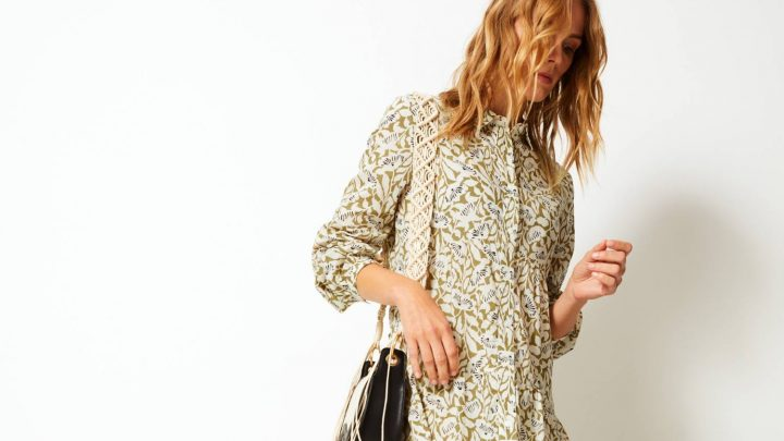 Marks and Spencer's £45 midi dress is set to be the frock of the season after it flies off the shelves within hours