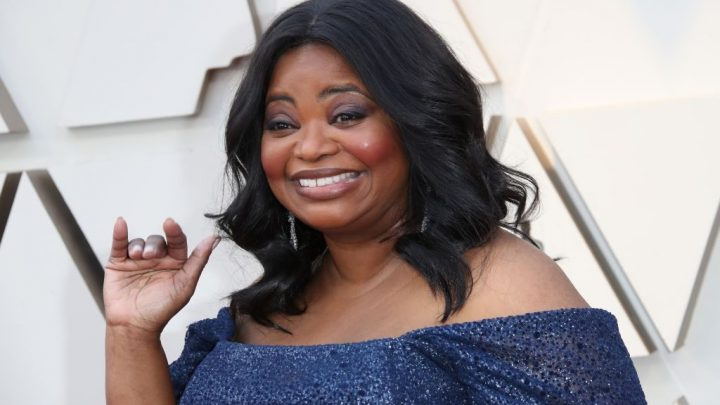 What Octavia Spencer Thinks When She Loses an Oscar