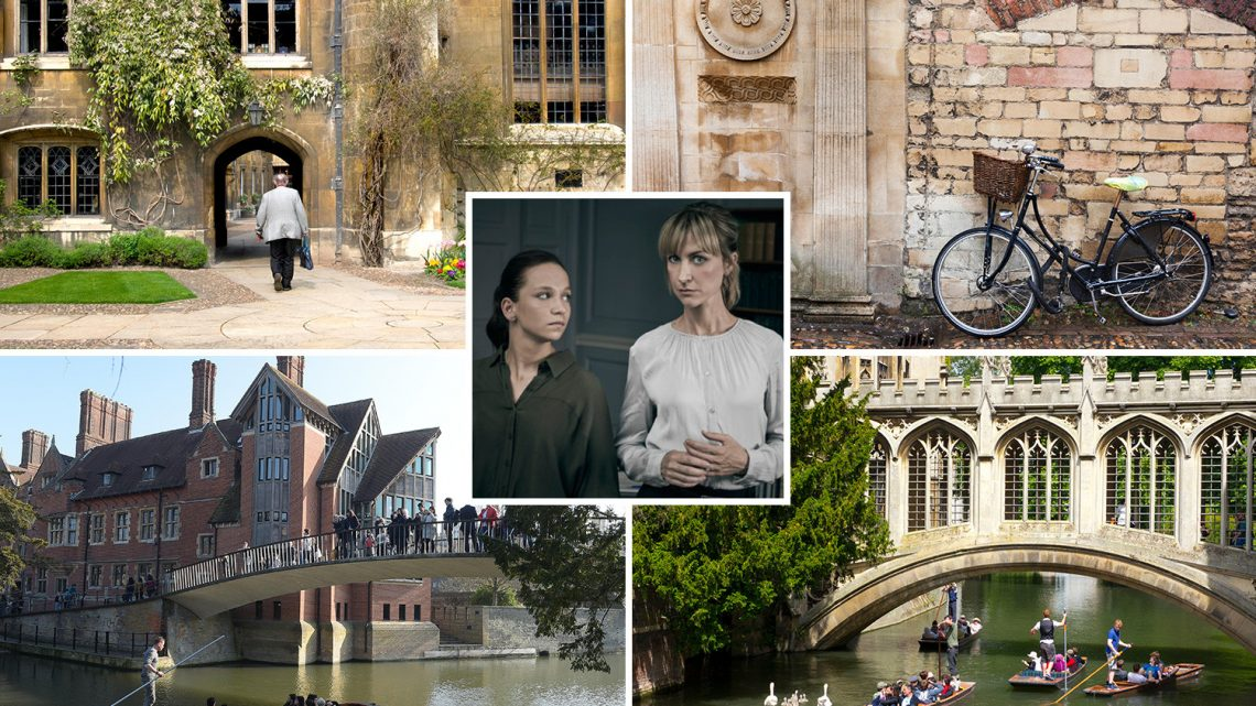 Where is ITV drama Cheat filmed? Cambridge locations revealed