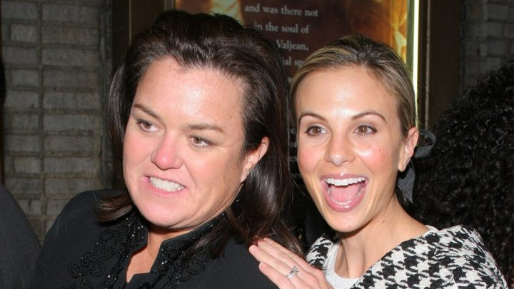 Rosie O'Donnell: I Had 'a Little Bit of a Crush' on Elisabeth Hasselbeck