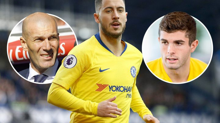 Five reasons why it appears Hazard will quit Chelsea for Real Madrid this summer