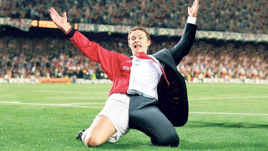 Solskjaer cannot wait to get back to Barcelona 20 years after famous Champions League winner for Man Utd