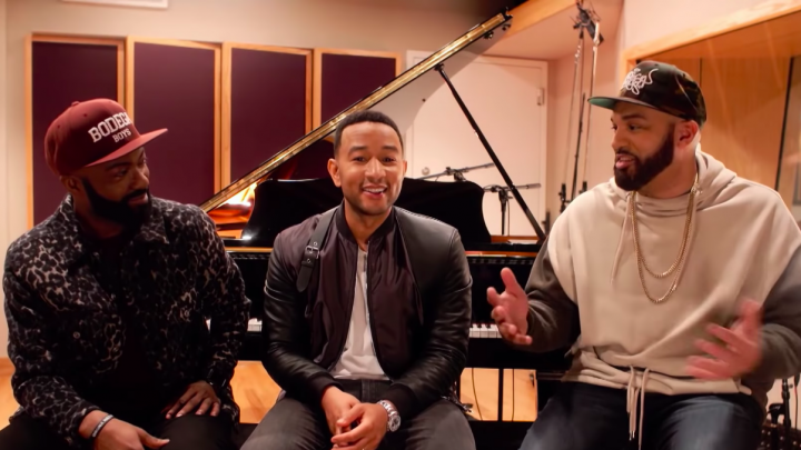 Desus and Mero Write a Sultry Ode to Butts With John Legend