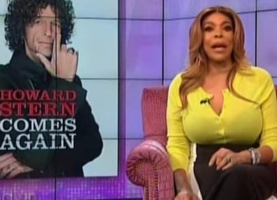 "Wendy Williams Accused Howard Stern Of Being ""Hollywood"" So Now They're In A Feud"