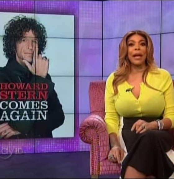 """Wendy Williams Accused Howard Stern Of Being """"Hollywood"""" So Now They're In A Feud"""