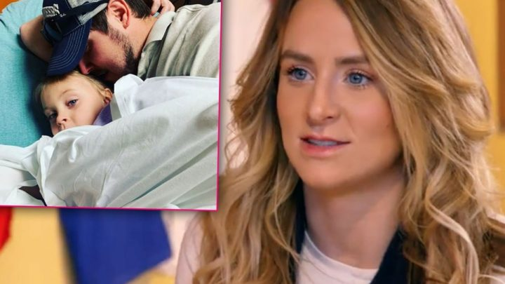 Leah Messer's Daughter Rushed To Hospital: 'Keep Our Girl In Your Prayers'