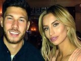 Ferne McCann cosies up to Love Island's Jack Fowler during boozy night out in Essex